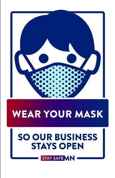 Statewide Mask Mandate Mask Distribution in Roseville Photo - Click Here to See